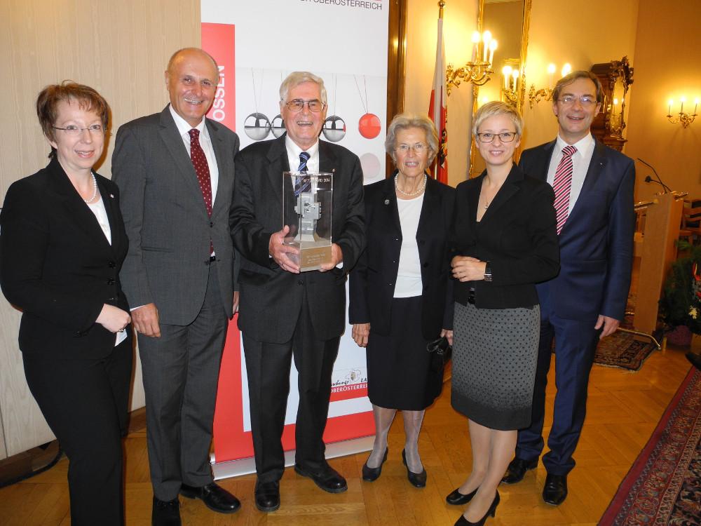 2. RFT OÖ Award 2014